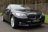 2011 BMW 5 SERIES 3.0 530D M SPORT GRAN TURISMO 5d AUTO 242 BHP £15000.00