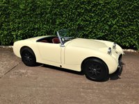 USED 1960 AUSTIN HEALEY SPRITE  FULLY RESTORED TO A HIGH STANDARD