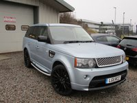 USED 2011 11 LAND ROVER RANGE ROVER SPORT 3.0 TD V6 SE 5dr FULL AUTOBIOGRAPHY KIT,