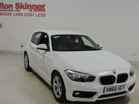USED 2016 65 BMW 1 SERIES 1.5 116D ED PLUS 5d 114 BHP