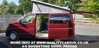 USED 2005 05 NISSAN ELGRAND E51 2.5 ELGRAND V IN RARE CHERRY RED. LOW MILES Real head turning campervan. BE QUICK!