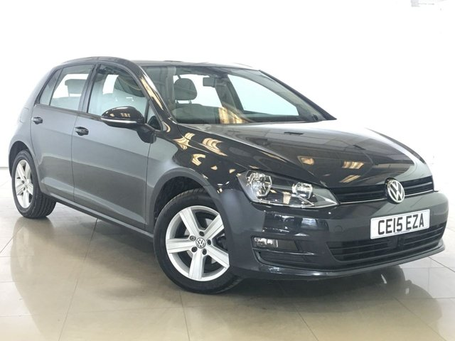 View our 2015 15 VOLKSWAGEN GOLF 1.6 MATCH TDI BLUEMOTION TECHNOLOGY 5d 103 BHP