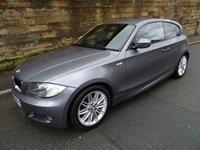 USED 2010 60 BMW 1 SERIES 2.0 118I M SPORT 3d 141 BHP