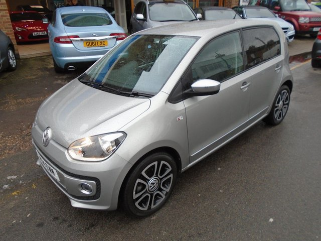2014 14 VOLKSWAGEN UP 1.0 HIGH UP 5d 74 BHP
