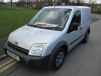 2003 FORD TRANSIT CONNECT 1.8 T200 SWB TDDI 1d 74 BHP £1499.00