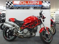 USED 2008 08 DUCATI MONSTER S2R 992cc MONSTER S2R 1000  23,000 MILES WITH FSH!!!!
