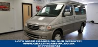 USED 1999 S MAZDA BONGO 2.5 FRIENDEE RF-V AUTO FREETOP  Fully operational, auto opening top. Perfect for converting to a campervan!