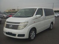 USED 2004 NISSAN ELGRAND 3.5 LTR ELGRAND READY FOR A CAMPER CONVERSION