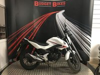 2016 HONDA CB125 125cc GLR 125 1WH-F  £1990.00