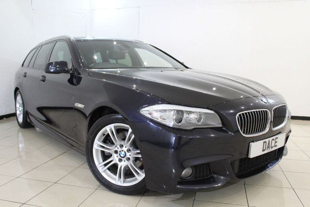 View our 2012 12 BMW 5 SERIES 2.0 520D M SPORT TOURING 5DR AUTOMATIC 181 BHP