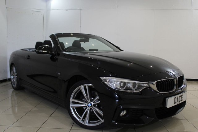 View our 2014 14 BMW 4 SERIES 2.0 420D M SPORT 2DR 181 BHP