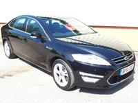 2011 FORD MONDEO 2.0 TITANIUM 5d 144 BHP £SOLD