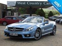USED 2010 60 MERCEDES-BENZ SL 6.2 SL63 AMG 2d AUTO 525 BHP Full Mercedes Service History