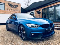2016 BMW 4 SERIES 3.0 430D XDRIVE M SPORT GRAN COUPE 4d AUTO 255 BHP £24990.00