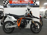 USED 2018 67 SINNIS Apache SMR SINNIS APACHE SMR 125cc ONE OWNER!!! ONLY 30 MILES!!!