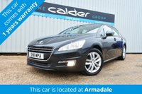 USED 2011 11 PEUGEOT 508 2.0 HDI ACTIVE 4d 140 BHP