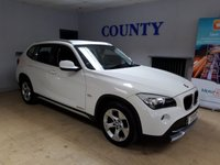 USED 2010 60 BMW X1 2.0 XDRIVE20D SE 5d 174 BHP * ONE OWNER * FULL HISTORY *