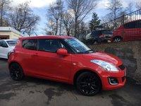 2016 SUZUKI SWIFT 1.2 SZ-L 3d 94 BHP £7495.00