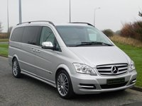 2014 MERCEDES-BENZ VIANO 2.1 AMBIENTE CDI BLUEEFFICENCY 5d 163 BHP £17990.00