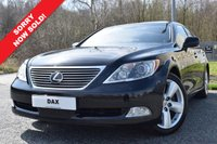 2006 LEXUS LS 4.6 460 SE-L 4d AUTO 376 BHP £12990.00