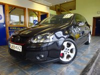USED 2009 59 VOLKSWAGEN GOLF 2.0 GTI 3d 210 BHP