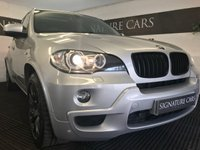 2008 BMW X5 3.0 SD M SPORT 5d AUTO 282 BHP £12700.00