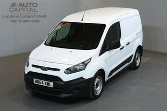 2015 FORD TRANSIT CONNECT 1.6 200 74 BHP L1 H1 SWB LOW ROOF £6390.00