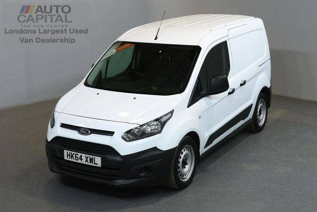 2015 64 FORD TRANSIT CONNECT 1.6 200 74 BHP L1 H1 SWB LOW ROOF ONE OWNER FROM NEW, SERVICE HISTORY