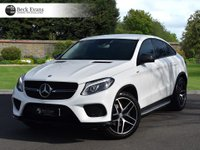 USED 2016 16 MERCEDES-BENZ GLE-CLASS 3.0 GLE 350 D 4MATIC AMG LINE 4d AUTO 255 BHP NIGHT PACK