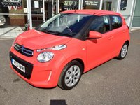 USED 2015 15 CITROEN C1 1.2 PURETECH AIRSCAPE FEEL 5DR 82 BHP