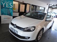 2013 VOLKSWAGEN GOLF 2.0 SE TDI BLUEMOTION TECHNOLOGY 2d 139 BHP £SOLD
