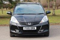 USED 2015 15 HONDA JAZZ 1.3 I-VTEC EX 5d AUTO 98 BHP