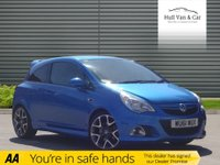 USED 2011 61 VAUXHALL CORSA 1.6 VXR 3d 189 BHP HOT HATCH, AIR CONDITIONING