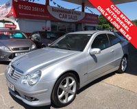 2007 MERCEDES-BENZ C CLASS 2.1 C220 CDI SPORT EDITION 3d AUTO 148 BHP £3995.00