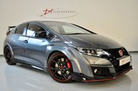 USED 2016 65 HONDA CIVIC 2.0 I-VTEC TYPE R GT 5d 306 BHP MILLTEK FULL SYSTEM SERVICE PACK & WARRANTY