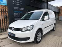 USED 2015 64 VOLKSWAGEN CADDY 1.6 C20 TDI TRENDLINE AUTO 101 BHP Serviced , Cambelt and Water pump at 61000 miles