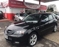 2009 MAZDA 3 2.0 SPORT 5d 148 BHP ONLY 79,00 MILES LOVELY CAR £3995.00