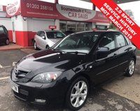 USED 2009 58 MAZDA 3 2.0 SPORT 5d 148 BHP ONLY 79,00 MILES LOVELY CAR