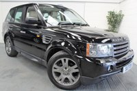 2006 LAND ROVER RANGE ROVER SPORT 2.7 TDV6 SPORT HSE 5d AUTO 188 BHP £SOLD