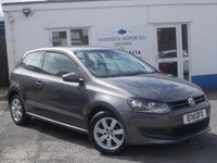 USED 2011 11 VOLKSWAGEN POLO 1.2 SE 3d 70 BHP