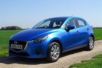 2015 MAZDA 2 1.5 SE 5d 74 BHP £7795.00