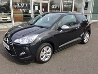 USED 2010 60 CITROEN DS3 1.6 DSTYLE HDI 3DR DIESEL HATCHBACK 90 BHP