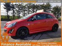 USED 2013 13 VAUXHALL CORSA 1.2 LIMITED EDITION 3d 83 BHP BUY 12 MONTH RAC WARRANTY FOR £195.00 GET 2ND YEAR FREE !!!!!
