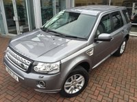 USED 2014 14 LAND ROVER FREELANDER 2 2.2 SD4 XS + WINTER PACK 5d AUTO 190 BHP