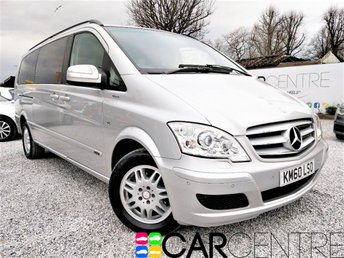 View our 2011 60 MERCEDES-BENZ VIANO 3.0 122 CDI BLUEEFFICENCY AMBIENTE 5d AUTO 224 BHP