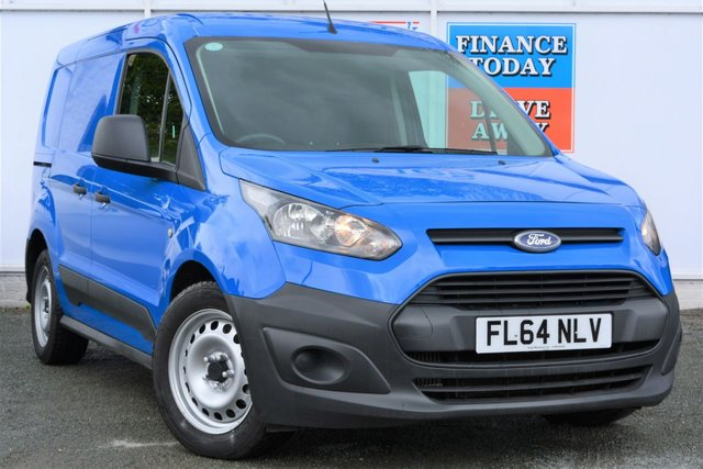 2014 64 FORD TRANSIT CONNECT 1.6 220 Double Cab Van with 5 Seats