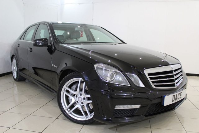 View our 2011 11 MERCEDES-BENZ E 63 AMG 6.2 E63 AMG 4DR AUTOMATIC 525 BHP