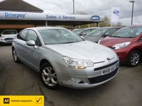 USED 2008 08 CITROEN C5 1.6 VTR PLUS HDI 4d 110 BHP
