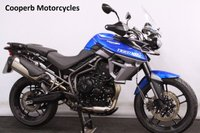 USED 2015 65 TRIUMPH TIGER 800 XRX