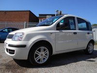 USED 2011 61 FIAT PANDA 1.2 MYLIFE 5d 69 BHP 1 OWNER 49,000 FULL SERVICE HISTORY